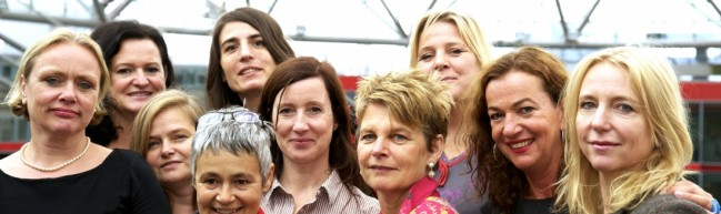 Die Frauen von Pro Quote Regie