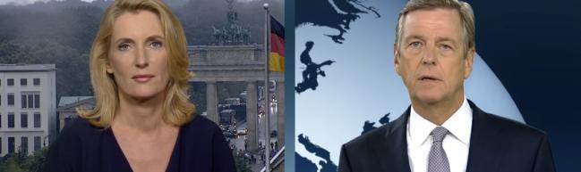 Antifeminismus im heute-journal: Claus Kleber interviewt Maria Furtwängler