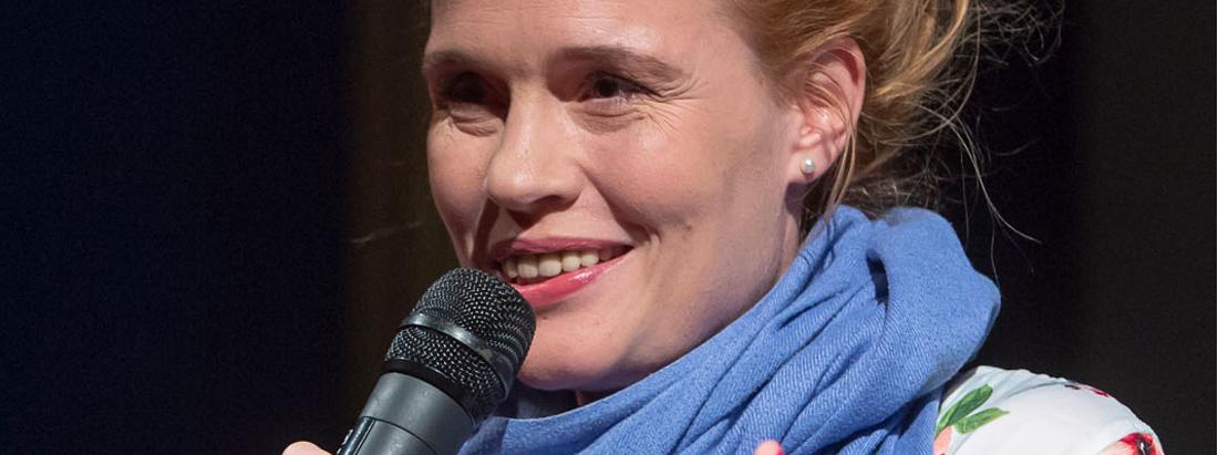Interview: Bernadett Tuza-Ritter über EINE GEFANGENE FRAU (A WOMAN CAPTURED)